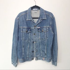 Vintage Guess Georges Marciano Denim Jean Jacket